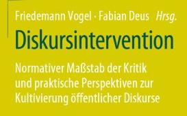 Publikation: Diskursintervention